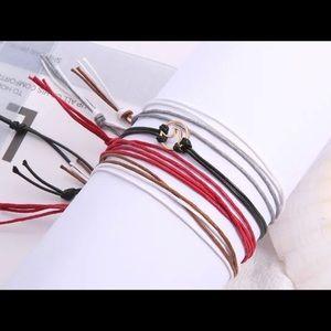NEW❤️❤️Ankle Bracelet, 6 Color Strings